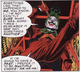 Joker Origin Killing Joke